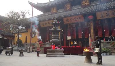 Shanghai - Jade Buddha Tempel