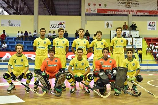 Sporting vence Golden Cup em Hóquei em Patins