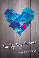 book cover of Twenty Boy Summer by Sarah Ockler