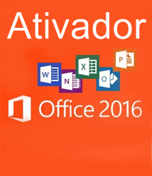 Ativador Office 2016 PERMANENTE