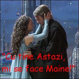 """""""Cu tine Astazi,mi se face Maine!"""""""