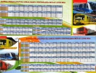 Jadwal Kreta Pramex Sriwedari Madiun Jaya