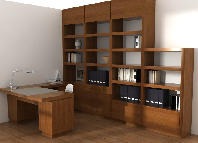 Solotar bibliotecas en solotar for Bibliotecas muebles