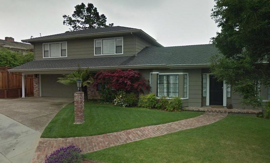 Casas bonitas americanas casa americana extendida de 1 y - Casas de 1 piso bonitas ...