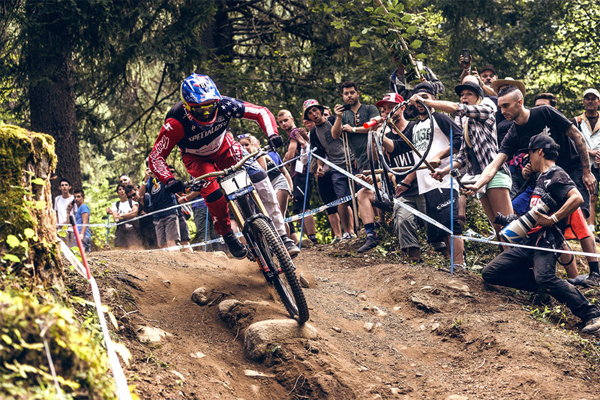 2015 Val Di Sole UCI World Cup Downhill: Results Aaron Gwinn