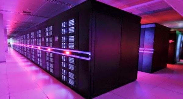 Tianhe-2, computador mais rápido do mundo