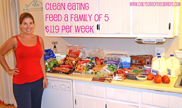 #eatclean #weightloss #fitmom #budget #recipe