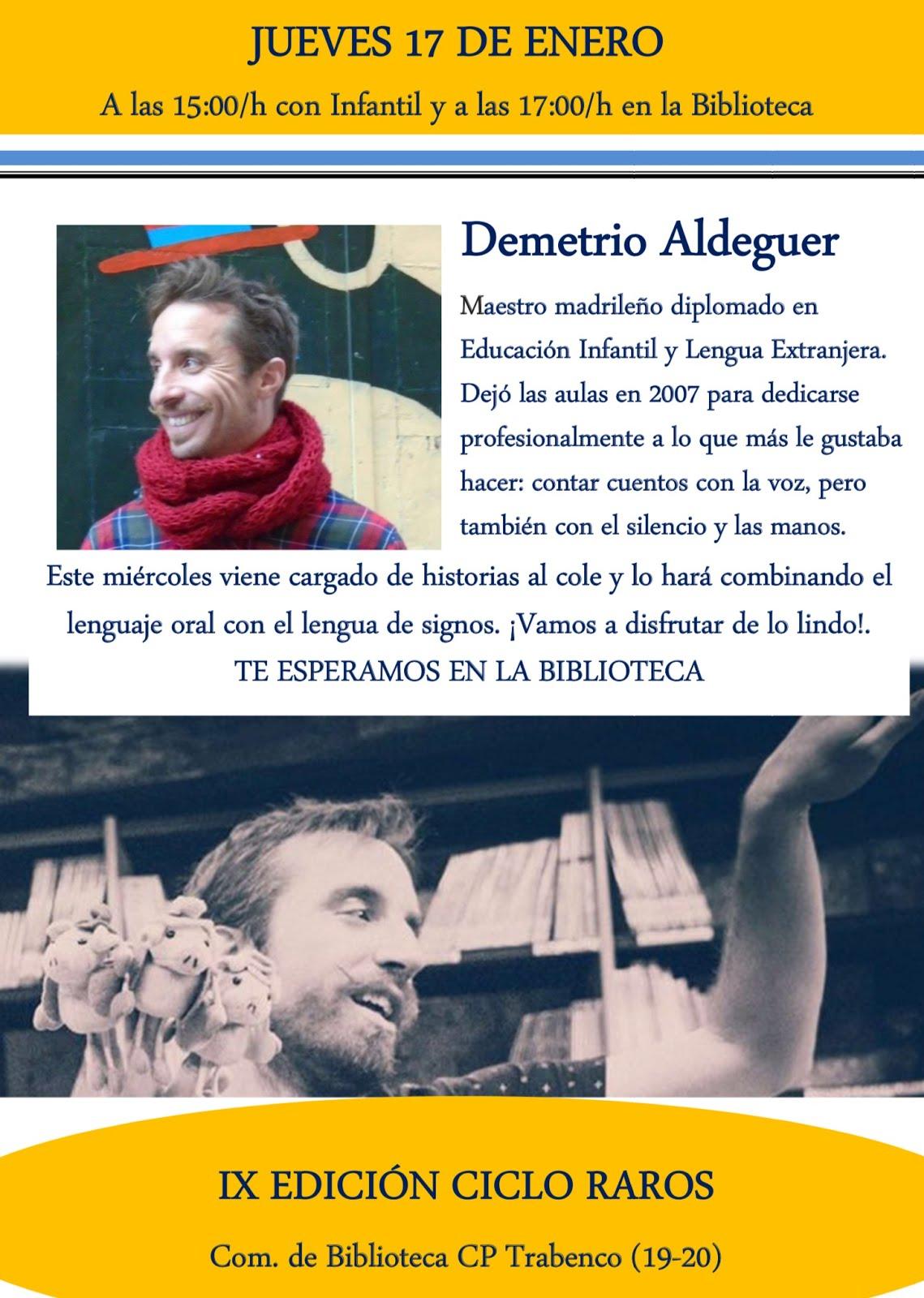 Demetrio Aldeguer