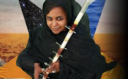 NOURA MINT SEYMALI One of Mauritania's foremost musical emissaries-Feb. 26, 2017/Philadelphia