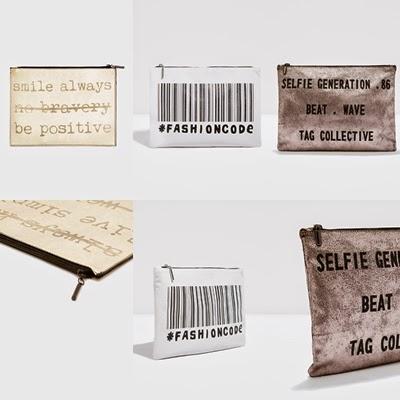 DIY-costura-clutch-cartera-neceser-bolsito-monedero-letras-fangoria-dramas y comedias-frases- (1)ZARA