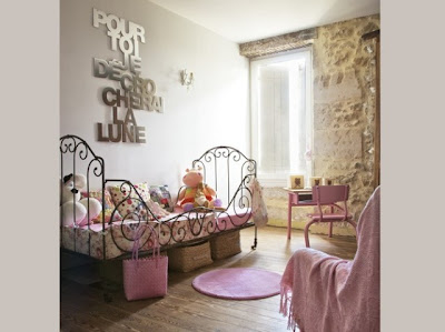 Habitaciones para Niñas piedra