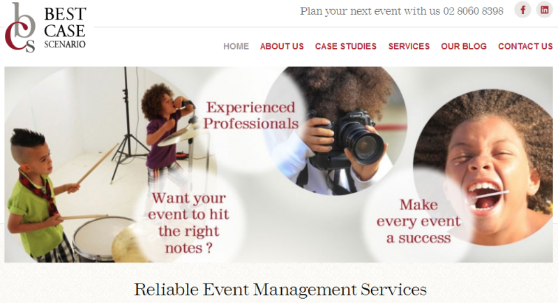 reliable event management specialists in Sydney