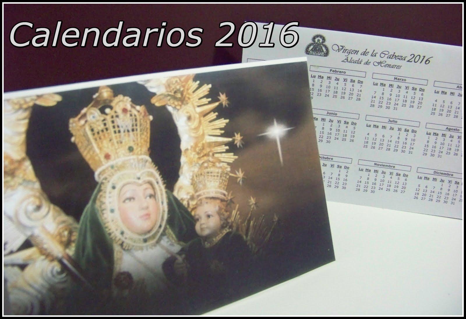 Calendarios Solidarios 2016