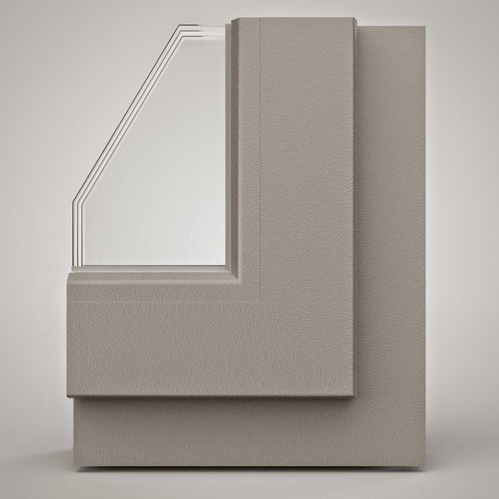 Grinord, Finstral ramen en deuren