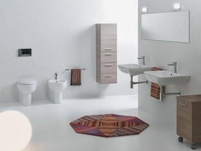 Soluzioni visive per l' arredamento: non un solito bagno, ma una ...