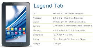 Swipe Legend Tab price image