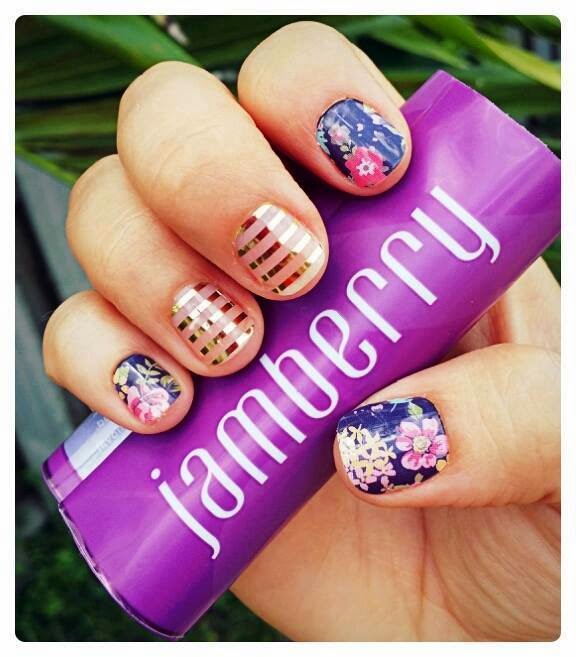 Jamberry Nails Giveaway - Fearlessly Creative Mammas