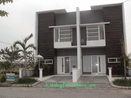 Rumah contoh Matoa GB