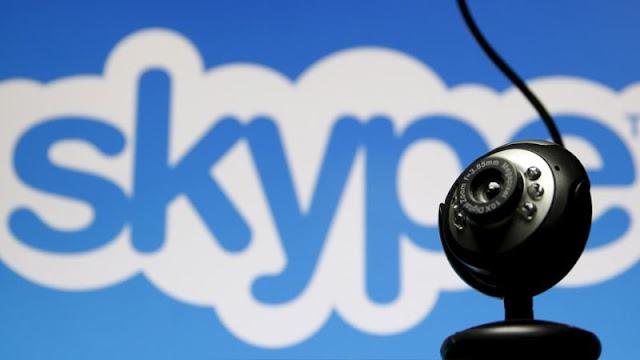 Overload, Jaringan Skype Down