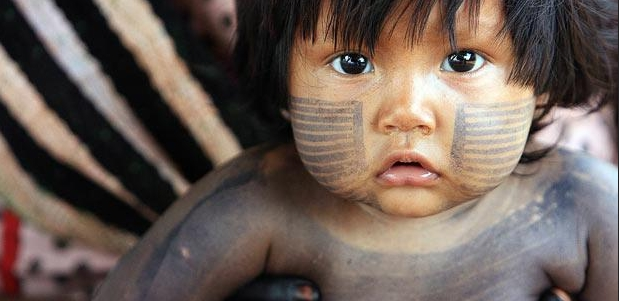 sacred meaning of indigenous paints 22 painted faces that tell