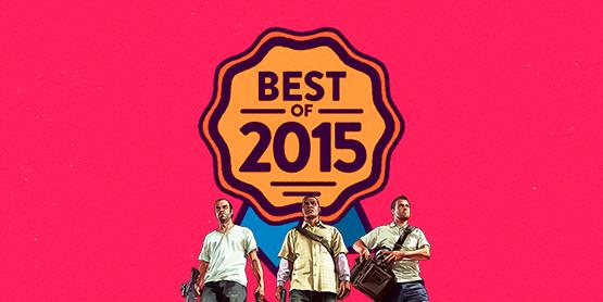 Lo mejor 2015 - Según SKIDROW