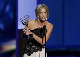 Anna Gunn, mejor actriz de reparto por Breaking Bad, Emmy 2013