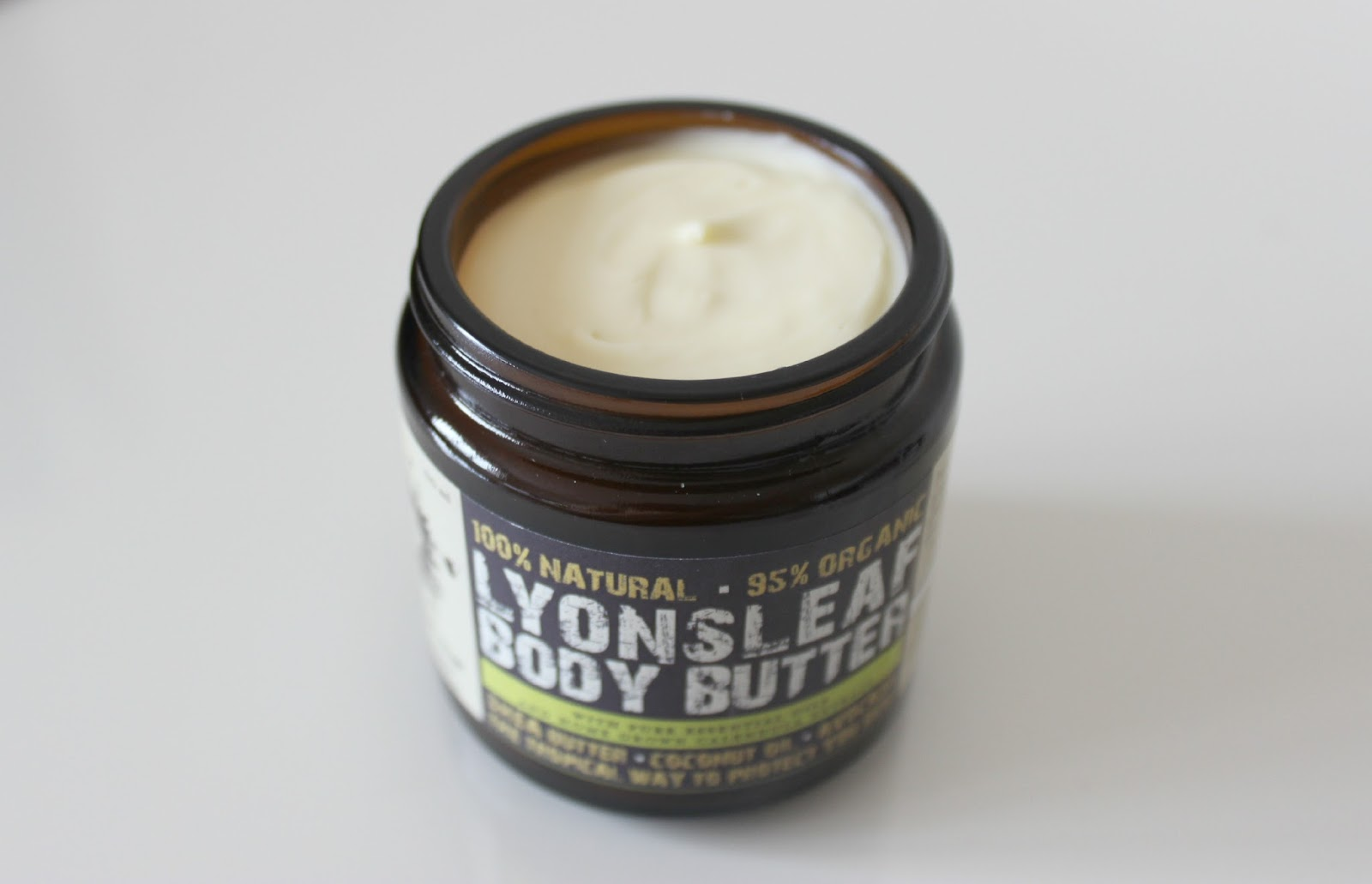 A picture of the Lyonsleaf Natural Body Butter
