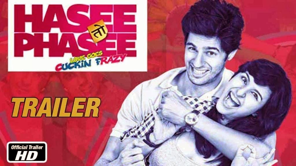 http://linasentertainments.blogspot.com/2014/02/hasee-toh-phasee-romance-hindi-movie.html