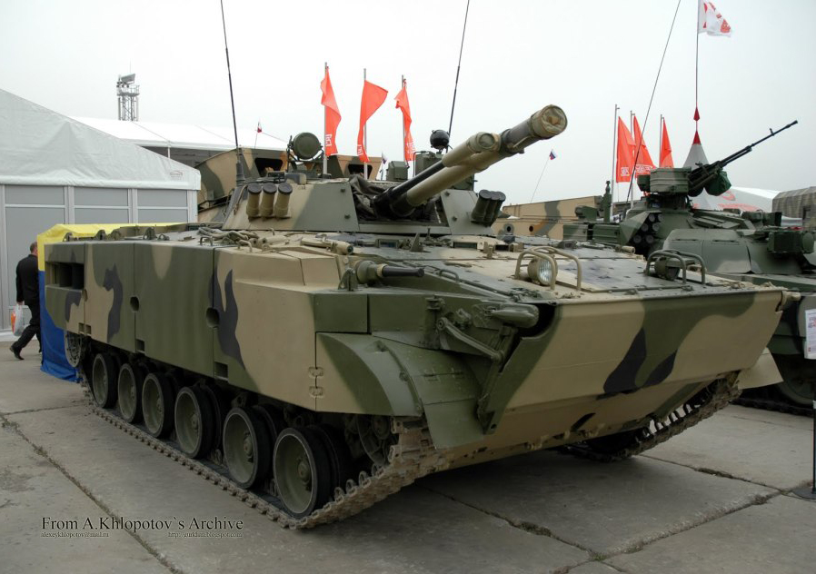 BMD-4M Infantry Fighting Vehicle (IFV)