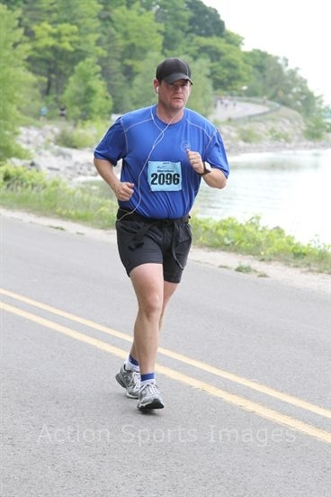 Bayshore Marathon 2012