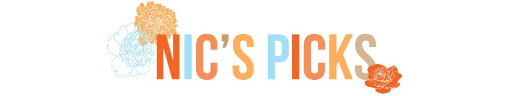 Nic's Picks