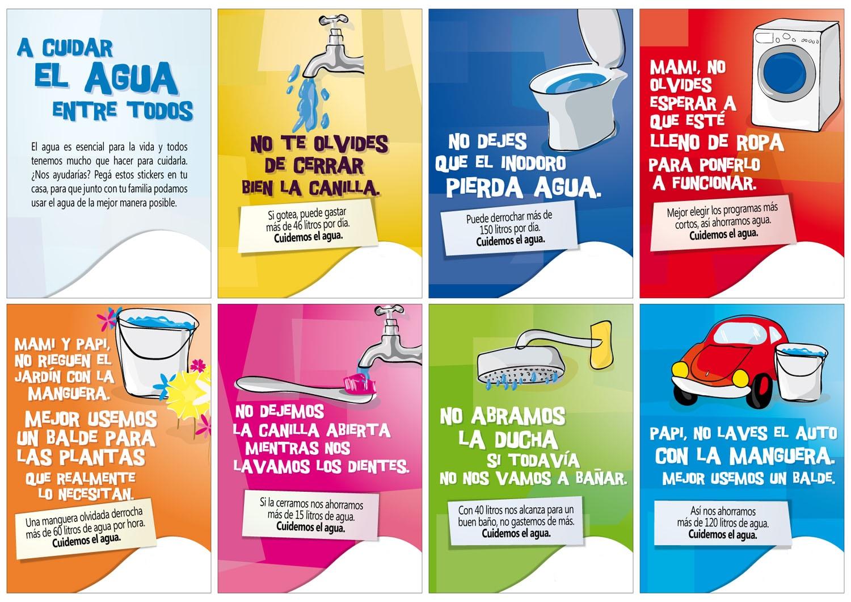 Be water my friend como cuidar el agua - Como podemos ahorrar agua en casa ...