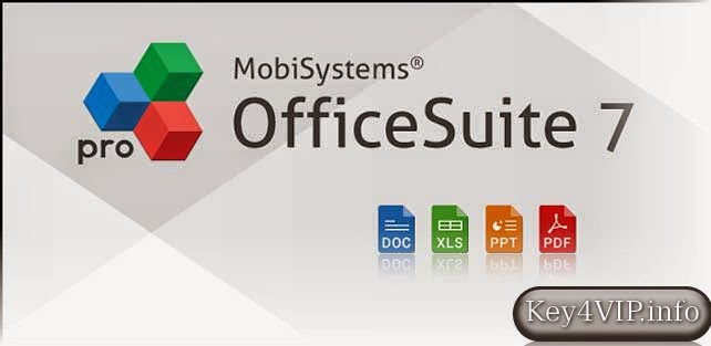 Office Suite Pro v.7.4.1611 For Android,Ứng dụng văn phòng cho Android