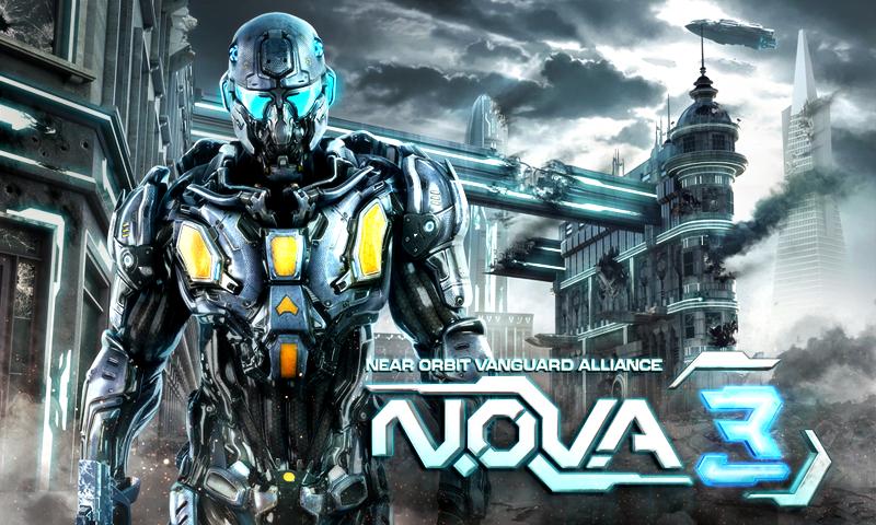 Download N.O.V.A 3 1.0.8e Apk dan data terbaru untuk android