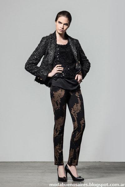 Sacos invierno 2015 moda mujer Veramo.