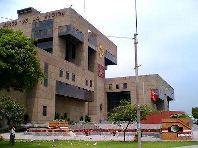 Arquitectura contemporanea de lima 4985 ministerio de for Ministerio de pesqueria
