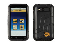 Motorola DEFY+ JCB Edition launched in limited edition