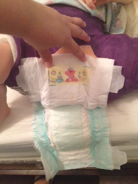 I Love Lucy Diapering And Other Tricks
