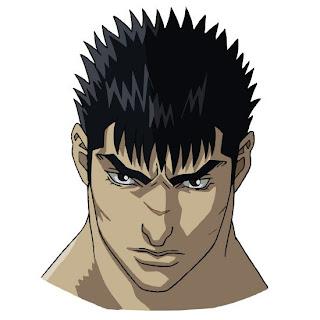Berserk ogon Jidai hen diseño personajes