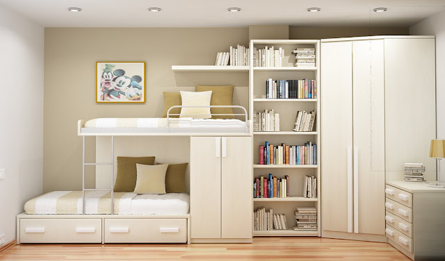 Marvelous Study Room Dream Interior Decor