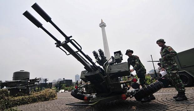 Presiden - Senjata Modern Butuh Perwira Andal