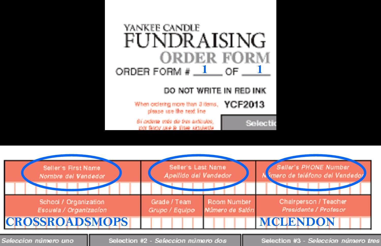 Crossroads Fellowship MOPS & MOMSnext: Yankee Candle Fundraiser