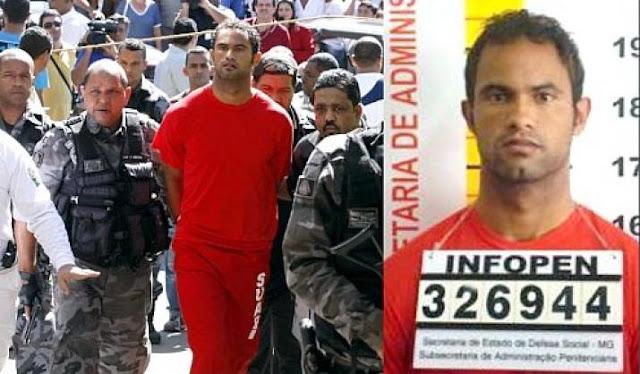 Começam julgamento dos últimos acusados pela participação no sequestro de Eliza Samudio, ex-amante do goleiro Bruno.