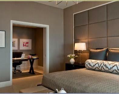 Fotos de habitaciones alcobas dormitorios dormitorio a for Programa para decorar habitaciones