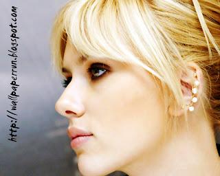 Beautiful Scarett Johansson