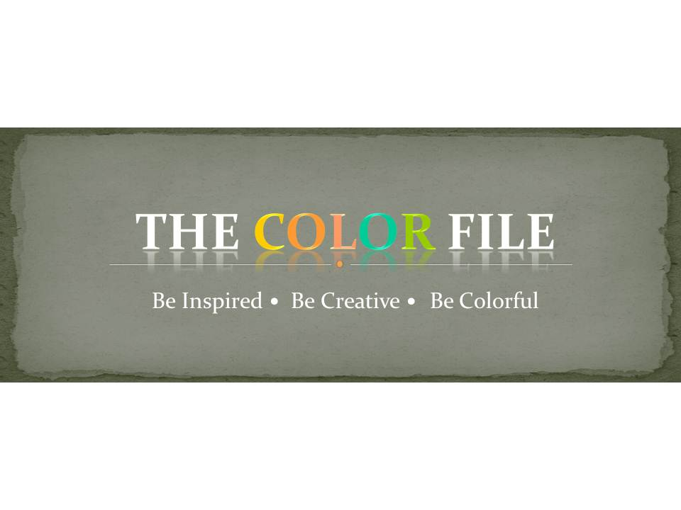 The Color File
