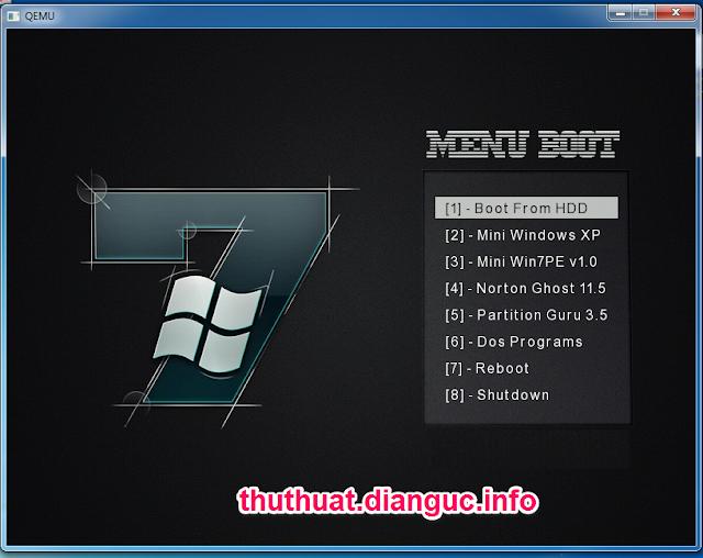 Phần mềm test USB Boot ngay trên Windows