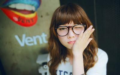 Natural Beauty Cute Girl