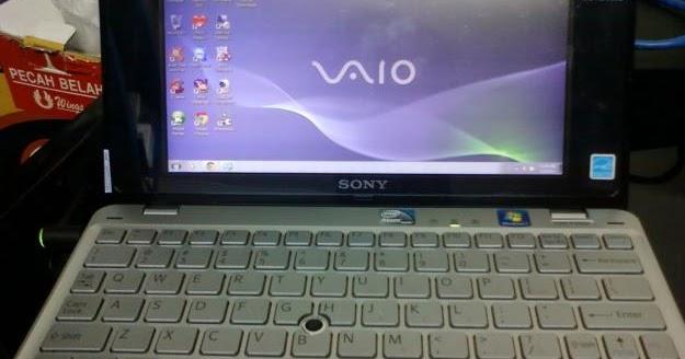 Jual Laptop Second
