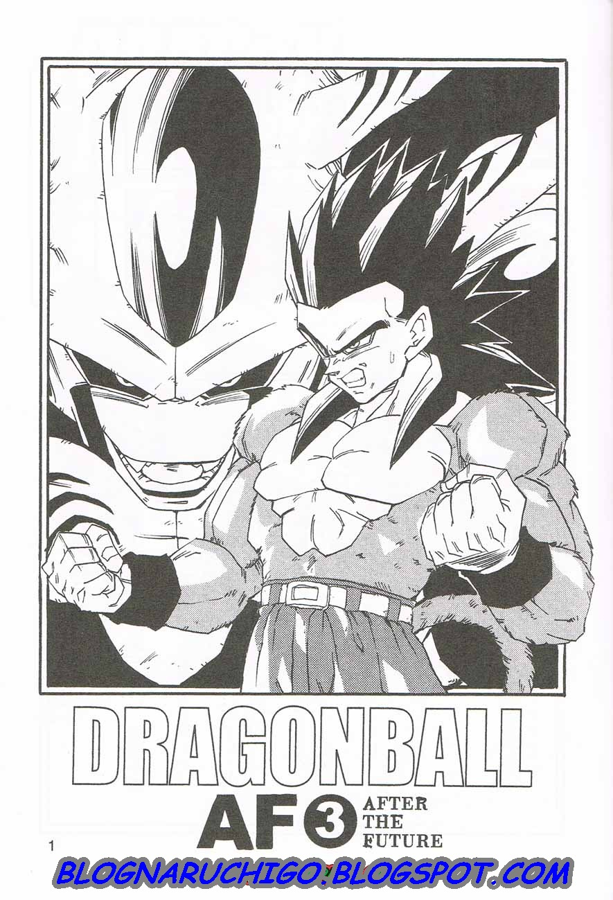 DRAGON BALL AF(AFTER FUTURE)BAHASA INDONESIA VOL3 PAGE 1-10